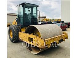 Caterpillar CS54, combination rollers, Construction