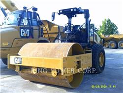 Caterpillar CS54B, Rouleaux tandem, Équipement De Construction