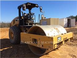 Caterpillar CS56B, Pulverizatoare de bitum, Constructii