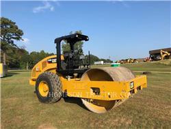 Caterpillar CS56B, Compactadores, Construcción