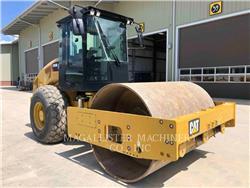 Caterpillar CS56B, Cilindros Compactadores monocilíndricos, Equipamentos Construção