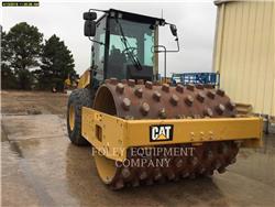 Caterpillar CS56B, Compactadores para terra, Equipamentos Construção
