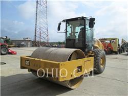 Caterpillar CS66B, combination rollers, Construction