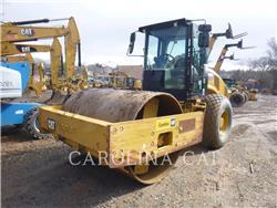 Caterpillar CS66B CB, Cilindros Compactadores tandem, Equipamentos Construção