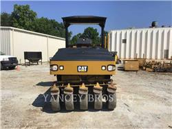 Caterpillar CW 14, pneumatic tired compactors, Construction