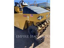 Caterpillar CW14, gummiradwalzen, Bau-Und Bergbauausrüstung