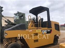 Caterpillar CW14、单轮压路机、建筑设备