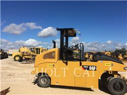 Caterpillar CW16、振動ローラ、建設
