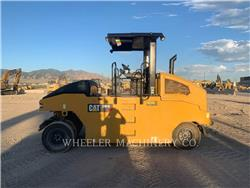 Caterpillar CW16, pneumatic tired compactors, Construction