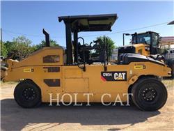 Caterpillar CW34, Rouleaux monocylindre, Équipement De Construction