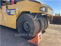 Caterpillar CW34, compactadores de pneumáticos, Equipamentos Construção