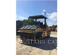 Caterpillar CW34, Asphalt pavers, Construction