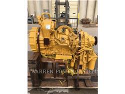 Caterpillar CX31 P600, Petroleum Engines, Construction