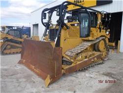 Caterpillar D 6 T, Spycharki, Sprzęt budowlany