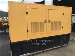 Caterpillar D200P3, Stationary Generator Sets, Construction