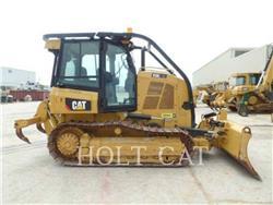 Caterpillar D3K, Buldozere, Constructii