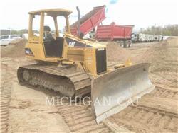 Caterpillar D5GLGP, Bulldozers, Construcción