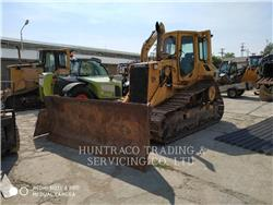 Caterpillar D5HII, Tratores de rastos, Equipamentos Construção