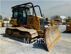 Caterpillar D6KLGP, Tratores de rastos, Equipamentos Construção