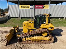 Caterpillar D6N LGP, Bulldozer, Équipement De Construction