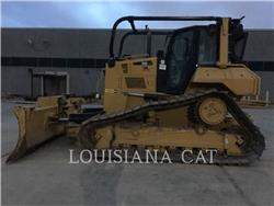 Caterpillar D6N LGP TC, Tratores de rastos, Equipamentos Construção