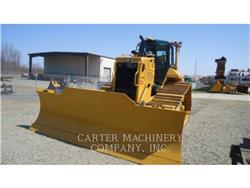 Caterpillar D6NLGP GPS、推土机、建筑设备
