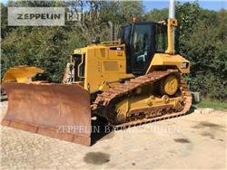 Caterpillar D6NXLP, Tratores de rastos, Equipamentos Construção