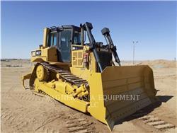 Caterpillar D6RXL, Buldozere, Constructii