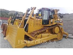 Caterpillar D6T, Crawler dozers, Construction