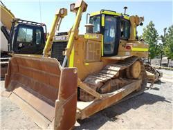 Caterpillar D6T, Spycharki, Sprzęt budowlany