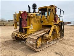Caterpillar D6T LGP PL, dźwigi boczne do układania rur, Sprzęt budowlany