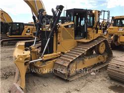 Caterpillar D6T VP、ブルドーザー、建設