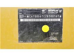 Caterpillar D6T XL, Crawler dozers, Construction
