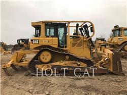 Caterpillar D6T XW, Bulldozer, Équipement De Construction