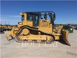 Caterpillar D6T XWVP, Spycharki, Sprzęt budowlany