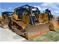 Caterpillar D6TLGP, Dozers, Construction