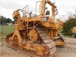 Caterpillar D6TLGPOEM, Bulldozer, Équipement De Construction