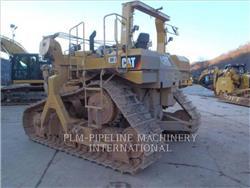 Caterpillar D6TLGPOEM, tiendetubos, Construcción