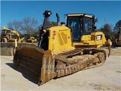 Caterpillar D7E, Bulldozers, Bouw