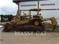 Caterpillar D8N, Dozers, Construction