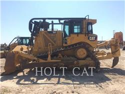 Caterpillar D8T, Buldozere, Constructii
