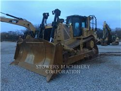 Caterpillar D8T, track loaders, Construction