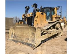 Caterpillar D8T-21A, Crawler dozers, Construction