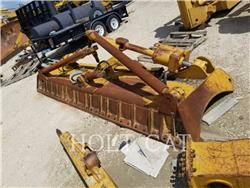 Caterpillar D8T A BLD, blades, Construction