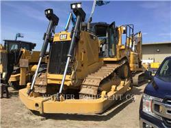 Caterpillar D8T AW, Crawler dozers, Construction