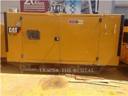 Caterpillar DE165, mobile generator sets, Construction