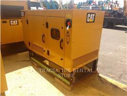 Caterpillar DE22, mobile generator sets, Construction