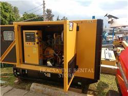 Caterpillar DE33, mobile generator sets, Construction