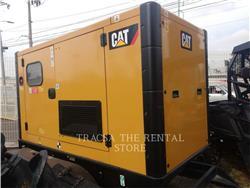 Caterpillar DE33, ruchome zestawy generatorów, Sprzęt budowlany
