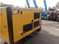 Caterpillar DE55, ruchome zestawy generatorów, Sprzęt budowlany